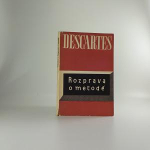 náhled knihy - Rozprava o metodě