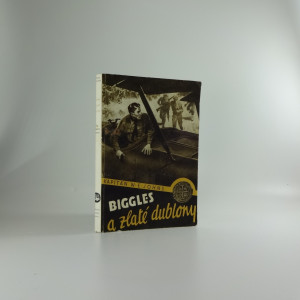náhled knihy - Biggles a zlaté dublony