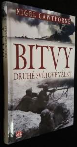náhled knihy - Bitvy druhé světové války