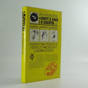 náhled knihy - Cesty k sobě i k druhým - kapitoly z praktické psychologie