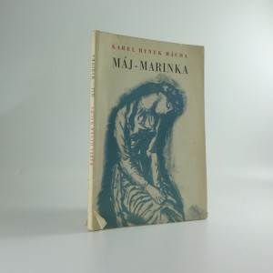 náhled knihy - Máj - Marinka