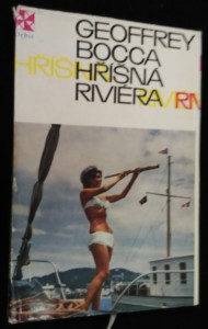 náhled knihy - Hříšná Riviéra