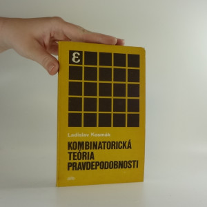 náhled knihy - Kombinatorická teória pravdepodobnosti