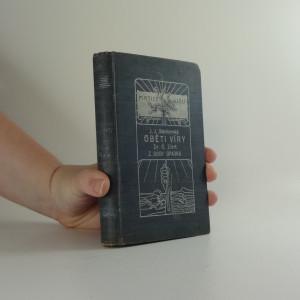náhled knihy - Oběti víry : historická povídka z dob první persekuce v Čechách