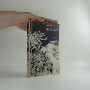 náhled knihy - Ju-Ri-San, malířka chrysantém