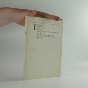 náhled knihy - Sešit anglických textů se slovníčkem