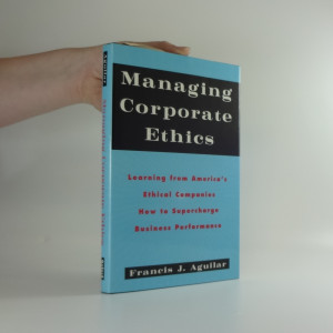 náhled knihy - Managing Corporate Ethics