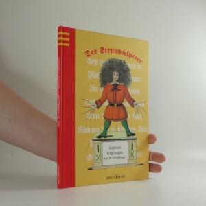 náhled knihy - Der Struwwelpeter