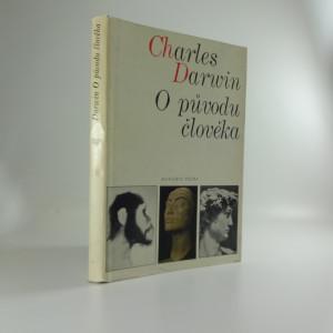 náhled knihy - O původu člověka