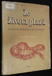 náhled knihy - Ze života plazů pražské zoologické zahrady