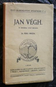 náhled knihy - Jan Végh : K 150letému výročí tolerance