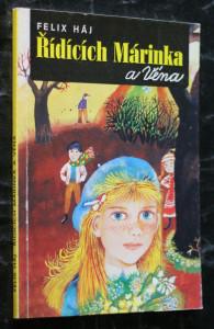 náhled knihy - Řídících Márinka a Véna