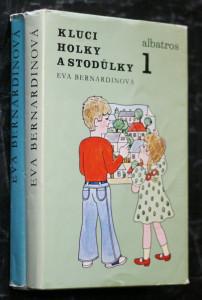 náhled knihy - Kluci, holky a Stodůlky