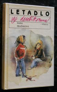 náhled knihy - Letadlo a desetikoruna : pro čtenáře od 8 let