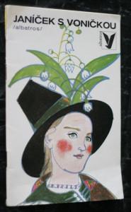 náhled knihy - Janíček s voničkou ; Tři bílé růže