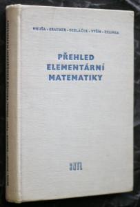 náhled knihy - Přehled elementární matematiky