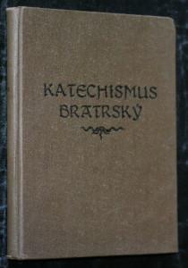 náhled knihy - Katechismus bratrský : Podle vydání z roku 1615