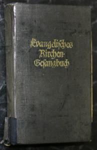 náhled knihy - Evangelisches kirchengesangbuch