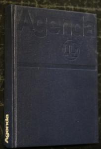 náhled knihy - Agenda českobratrské církve evangelické II. díl