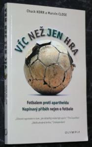 náhled knihy - Víc než jen hra : fotbal v apartheidu