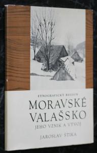 náhled knihy - Etnografický region Moravské Valašsko : jeho vznik a vývoj