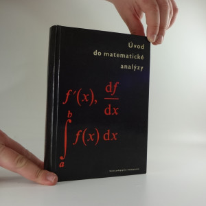 náhled knihy - Úvod do matematické analýzy : Učebnice pro pedagogogické fakulty