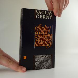 náhled knihy - Studie a eseje z moderní světové literatury