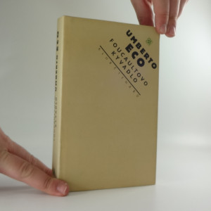 náhled knihy - Foucaltovo kyvadlo