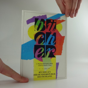 náhled knihy - 3. Meznárodní knižní veletrh a festival autorů v Praze : Bücher aus der Bundesrepublik Deutschland