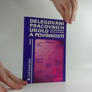 náhled knihy - Delegování pracovních úkolů a povinností