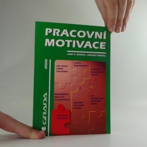 náhled knihy - Pracovní motivace