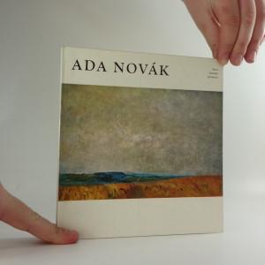 náhled knihy - Ada Novák