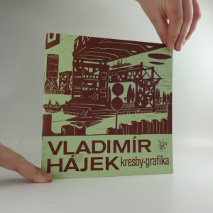 náhled knihy - Vladimír Hájek, kresby a grafika : katalog výstavy