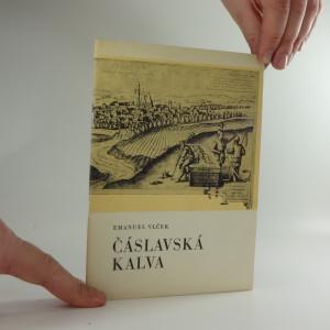 náhled knihy - Čáslavská kalva