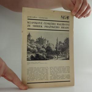 náhled knihy - Klasikové českého malířství ze sbírky Pražského hradu : průvodce výstavou