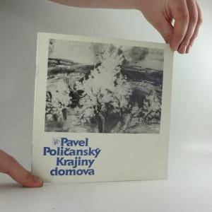náhled knihy - Krajina domova, Pavel Poličanský : katalog výstavy