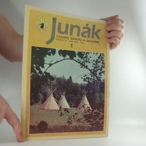 náhled knihy - Junák, časopis skautů a skautek : ročník 33, čísla I-VI