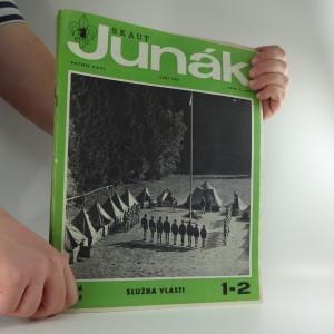 náhled knihy - Skaut-Junák, ročník XXXI., čísla I-XIV.