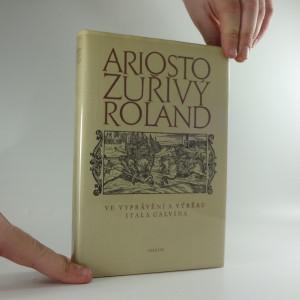 náhled knihy - Zuřivý Roland - ve vyprávění a výběru Itala Calvina