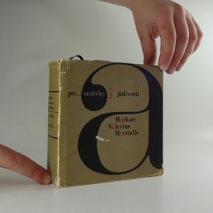 náhled knihy - Posměšky a jízlivost