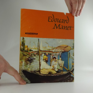 náhled knihy - Eduart Manet