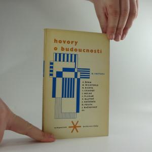 náhled knihy - Hovory o budoucnosti