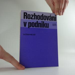 náhled knihy - Rozhodování v podniku