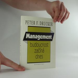 náhled knihy - Management : budoucnost začíná dnes