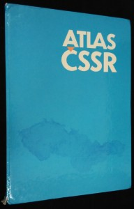 náhled knihy - Atlas ČSSR : [Učební pomůcka pro zákl. a stř. školy