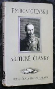náhled knihy - Kritické články