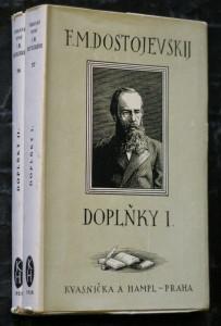 náhled knihy - Doplňky I.-II. díl