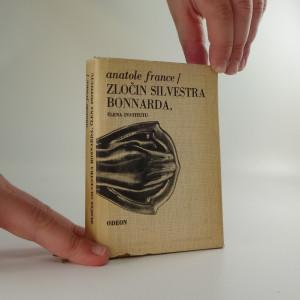 náhled knihy - Zločin Silvestra Bonnarda, člena Institutu
