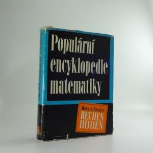 náhled knihy - Populární encyklopedie matematiky