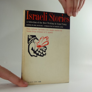 náhled knihy - Israeli stories